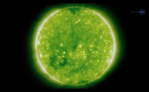 Solar Minimum is Coming