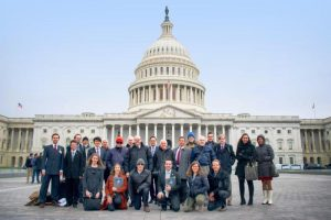 March Storm Congressional Visits