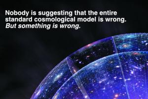 A Cosmic Crisis