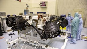 Nasa Moon Program COVID Delays