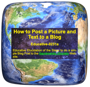 Introduction to Blog Posting