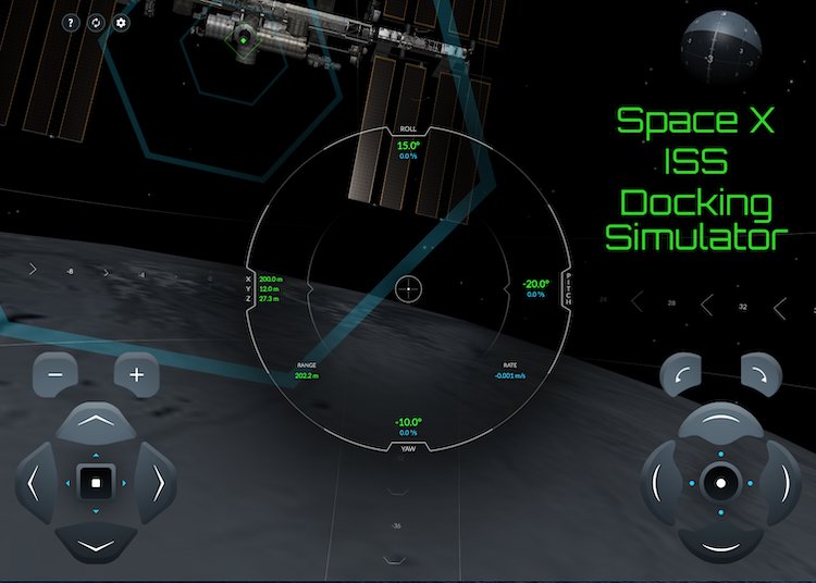 Space X – ISS Docking Simulator