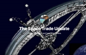 The Space Trade Update Blog (SL5S  Supporter)