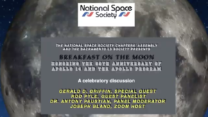 Apollo 14 Breakfast On the Moon Video