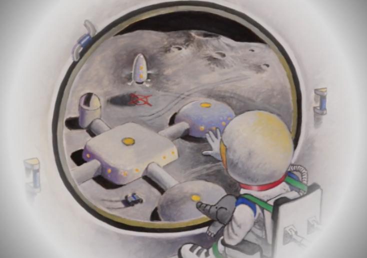 Goodnight Moonbase Kickstarter